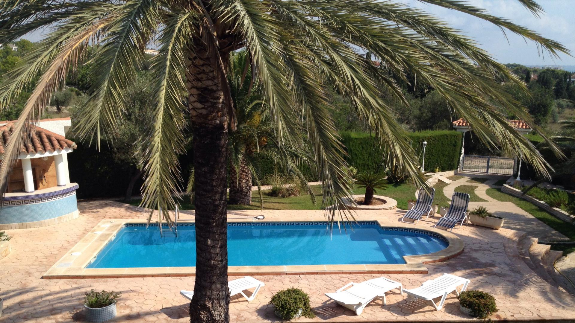 Villa -                                       Alcanar -                                       3 dormitorios -                                       10 ocupantes