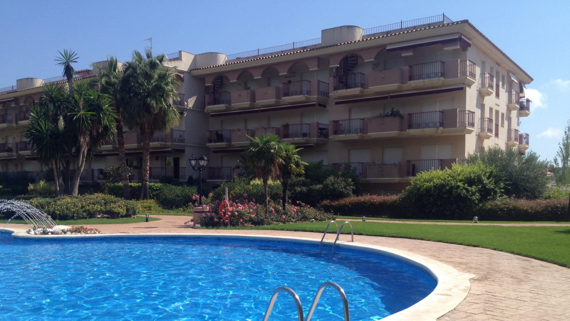 Apartamento -                                       Sant Carles De La Rapita -                                       3 dormitorios -                                       6 ocupantes